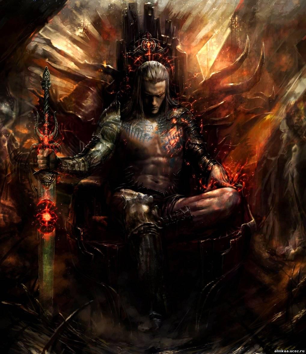 Fantasy art king